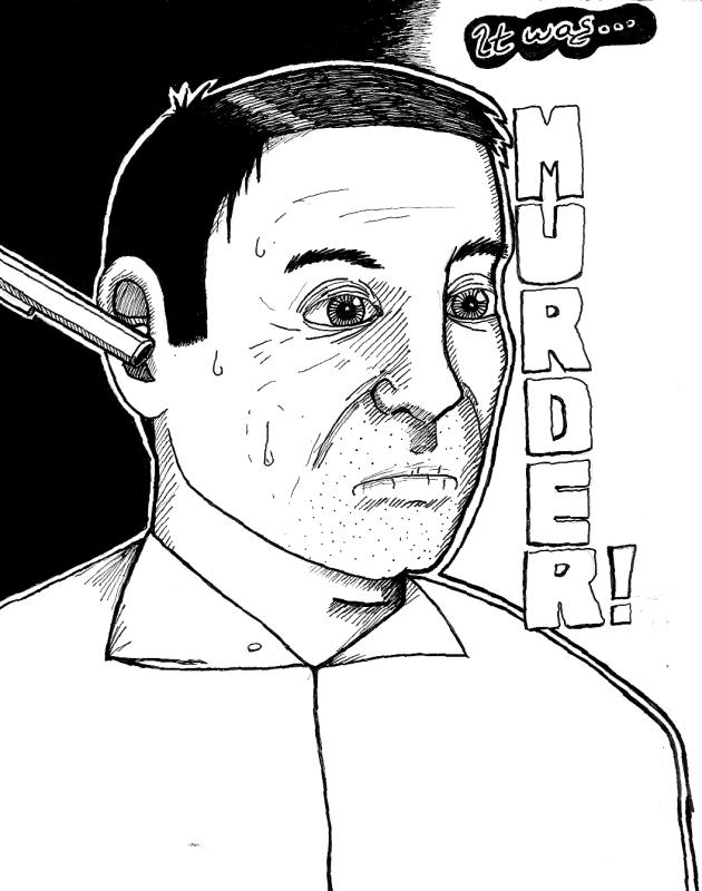 Mord, sanna mina ord.