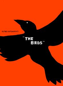 """""""Fåglarna"""" - Nu i färg!"""