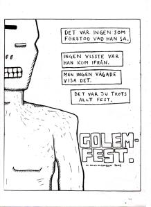 """Golemfest"" - Del 1"